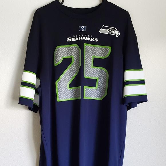 100% authentic b23ec 2df4b Seattle Seahawks Sherman Jersey